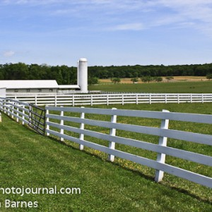 Eisenhower Historic Site in Gettysburg, Pennsylvania