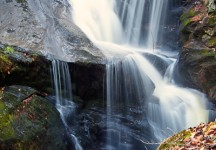 Enders Falls in Enders State Forest